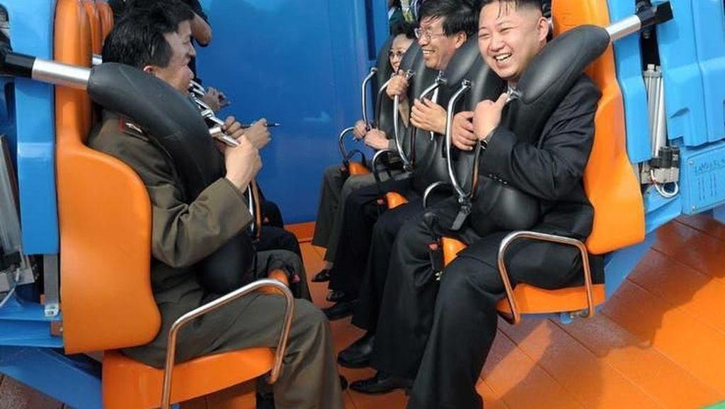 Terkuak! Bukti Kim Jong Un Doyan Buang-buang Duit