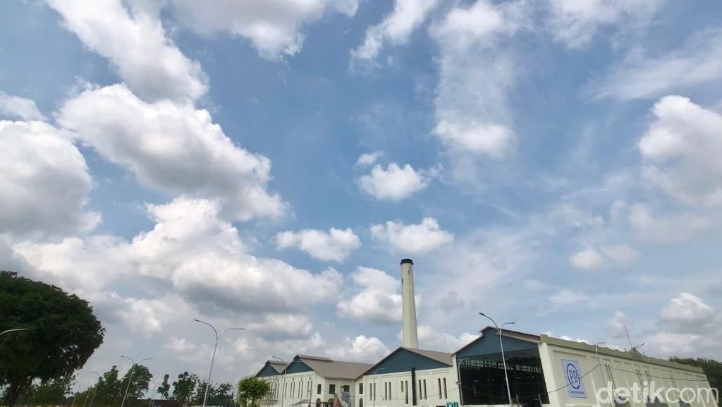 Pabrik Gula di Karanganyar Disulap Jadi Tempat Konser Internasional