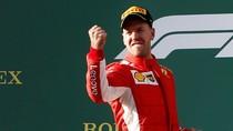 Vettel Akui Sedikit Beruntung di GP Australia