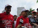 JK Soal Anies Jadi Cawapres: Konsentrasi Jadi Gubernur Dulu