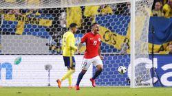 Chile Menang atas Swedia Lewat Gol di Menit Akhir