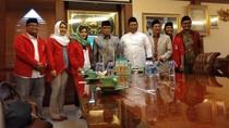 PSI Silaturahmi ke PBNU, Bahas Situasi di Tahun Politik
