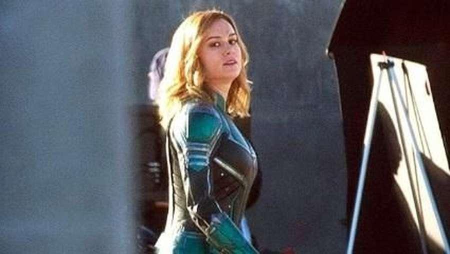 Melihat Penampilan Brie Larson sebagai Captain Marvel