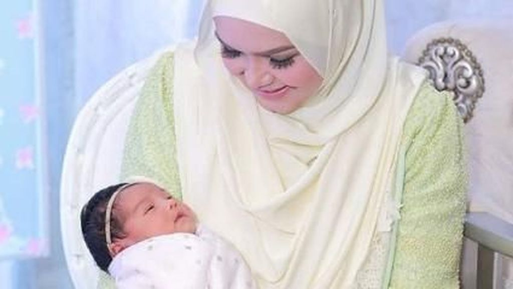 Ini Keistimewaan Arti Nama Aafiyah, Bayi Comelnya Siti Nurhaliza