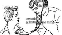 10 Meme Konsultasi Nyeleneh Antara Dokter dan Pasiennya