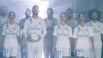 Saat Pramugari Emirates Pamer Skill di Depan Bintang Real Madrid