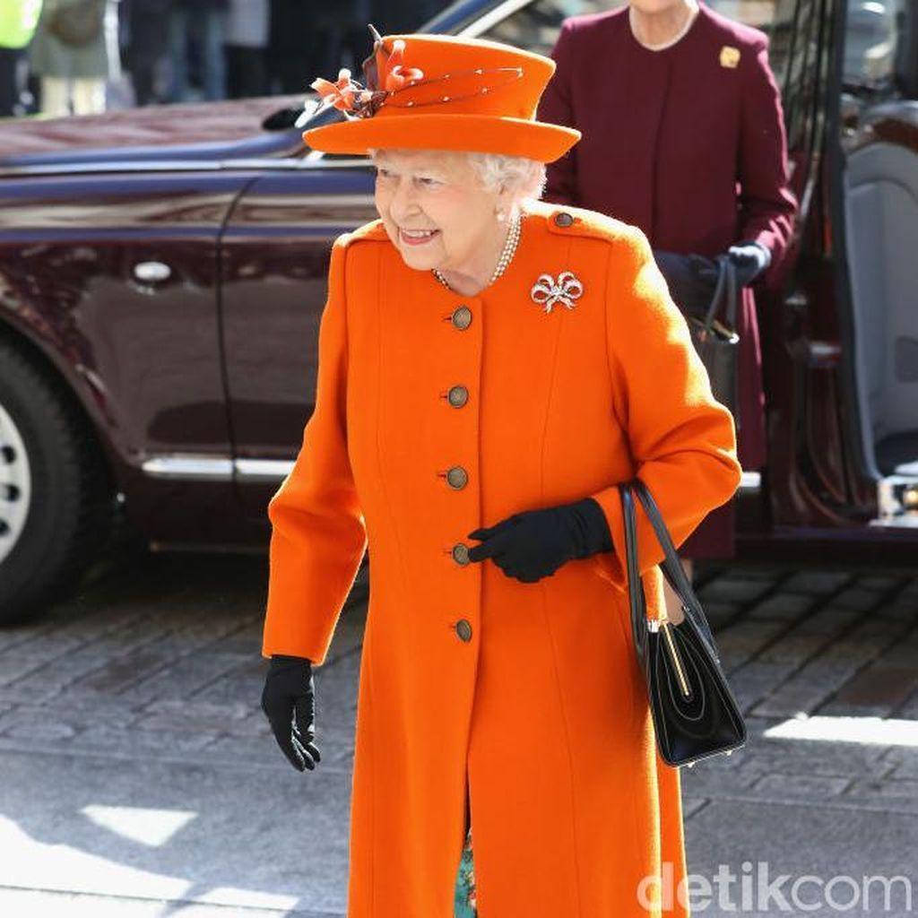 Serunya Perayaan Ulang Tahun Ratu Elizabeth ke-92