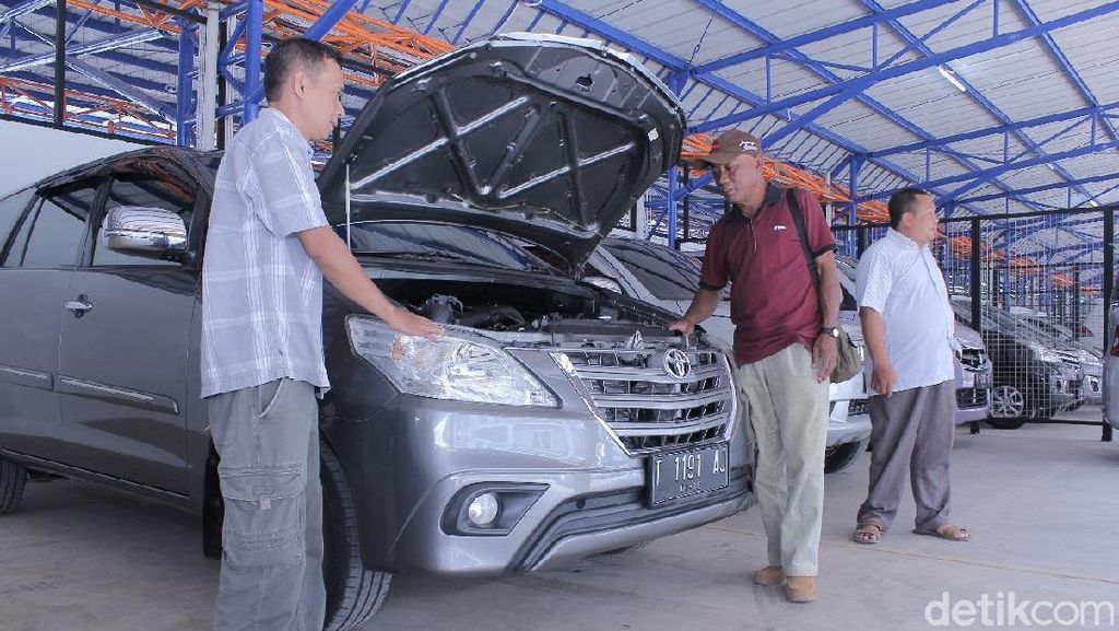 Ganjil Genap di Tol Bekasi Malah Dongkrak Penjualan Mobil Bekas