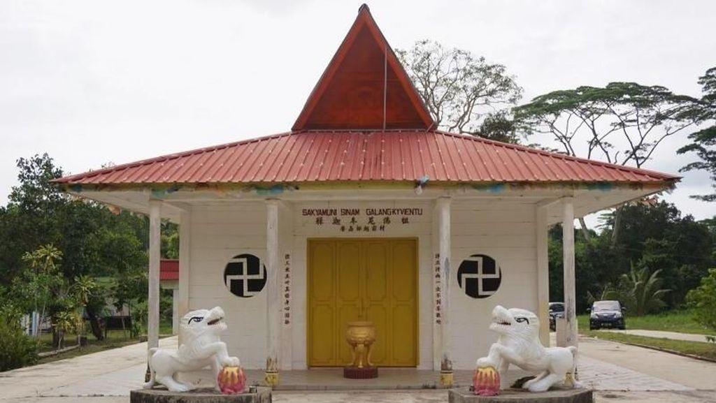 Mengintip Kampung Vietnam di Pulau Batam
