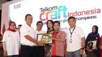 Transaksi di Telkom Craft 2018 Tembus Rp 20,1 Miliar