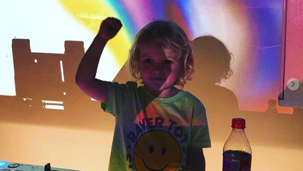 Perkenalkan Ini Archie, Bocah yang Jadi DJ di Usia 3 Tahun