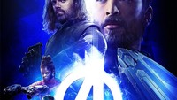 Avengers Bukan Jadi Bintang Utama di Infinity War