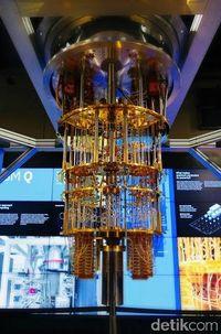 Komputer Kuantum, dari Fiksi Ilmiah Menjelma ke Dunia Nyata