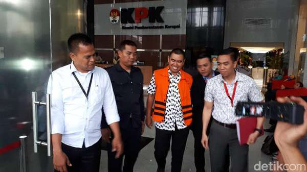 2 Cawalkot Malang Ditahan KPK