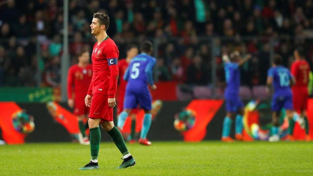 Catatan Saat Portugal Dibungkam Belanda
