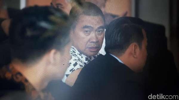 Wali Kota Malang Nonaktif Anton Penuhi Panggilan KPK