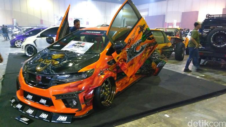 Raja Modifikasi Surabaya Terinspirasi dari Fast to Furious