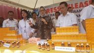 BPOM Sita Kosmetik Ilegal Senilai Rp 5,4 Miliar