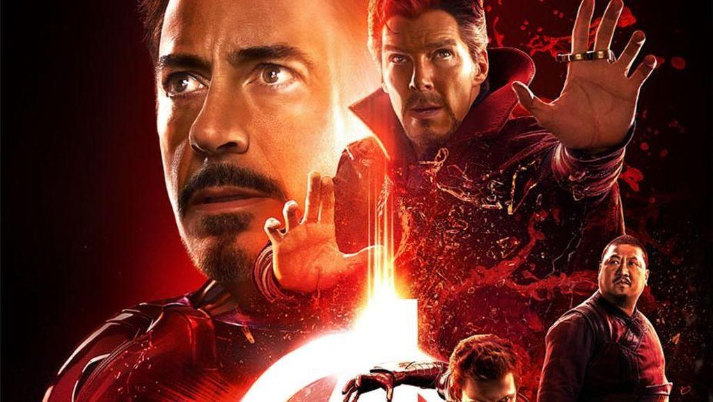 Avengers: Infinity War Jadi Film Paling Sulit