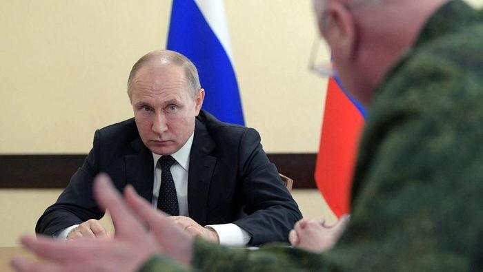 Vladimir Putin/Foto: Sputnik/Alexei Druzhinin/Kremlin via REUTERS