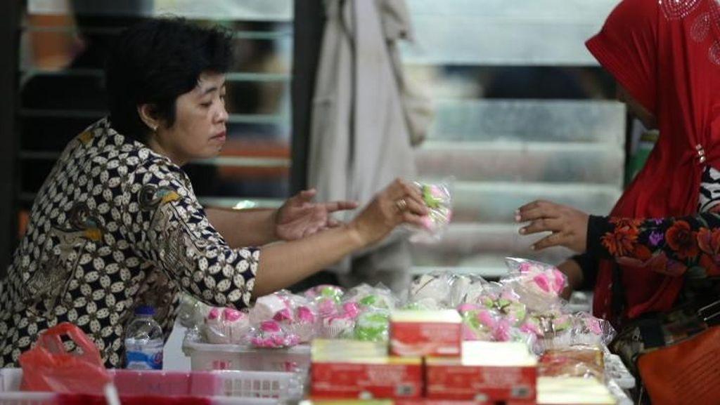Namanya Pasar Kembang Tapi Jualan Kue, Begini Asal Usulnya