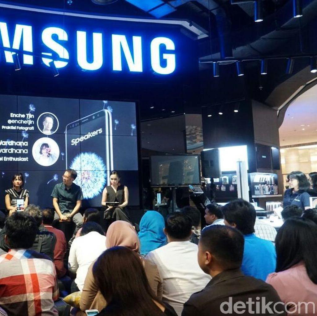 Pasar Ponsel Melemah, Samsung Tetap Untung