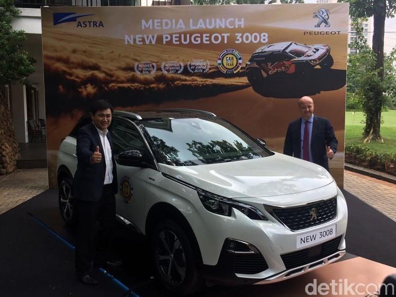 SUV Terbaik Eropa 2017 Meluncur di Indonesia