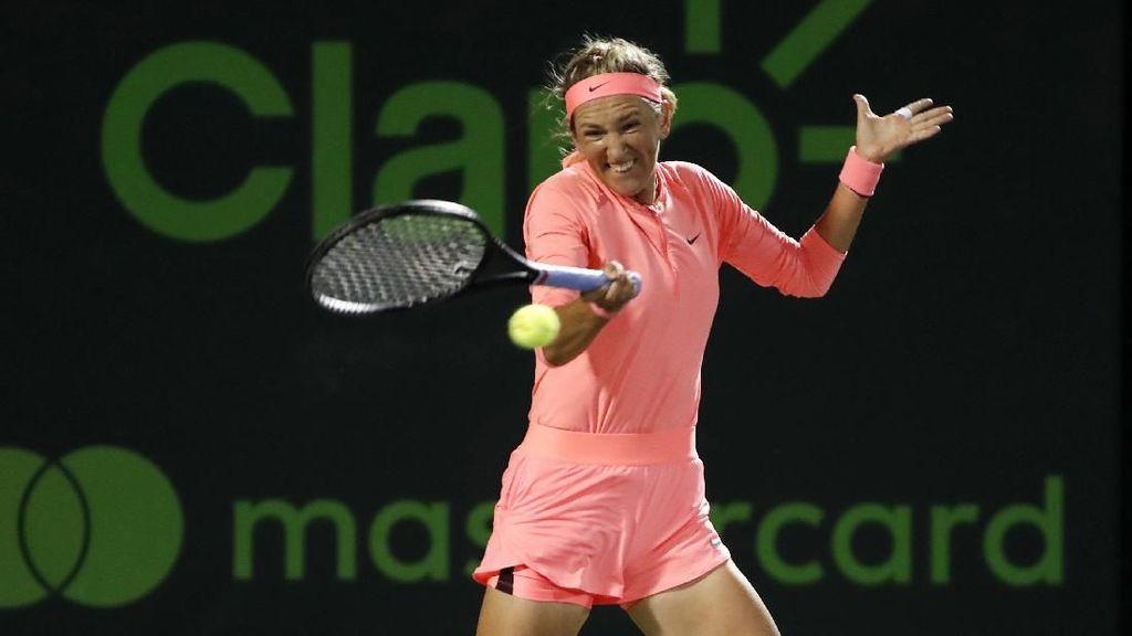 Azarenka Lolos ke Semifinal Miami Masters
