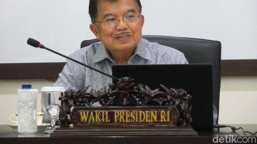 Lapor SPT, JK: Kalau di Makassar Pajak Saya Nomor 1