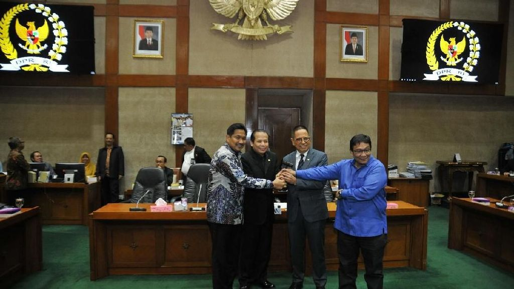 Pimpinan Komisi VI Dilantik, Ini Saran Wakil Ketua DPR