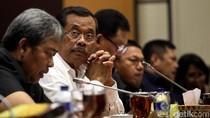 Jaksa Agung Bicara Penegakan Hukum Pilkada di DPR