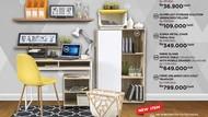 Yuk Buat Kantor Mungil untuk yang Hobi Kerja di Rumah
