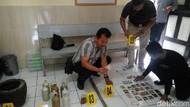 Polisi Amankan Barang Bukti Kasus Keracunan Jamu Uyub-uyub