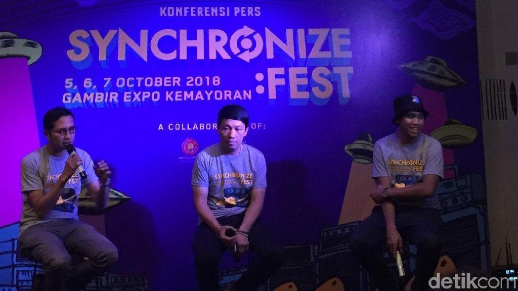 Mau Nonton Synchronize Fest 2018? Ini Harga Tiketnya!