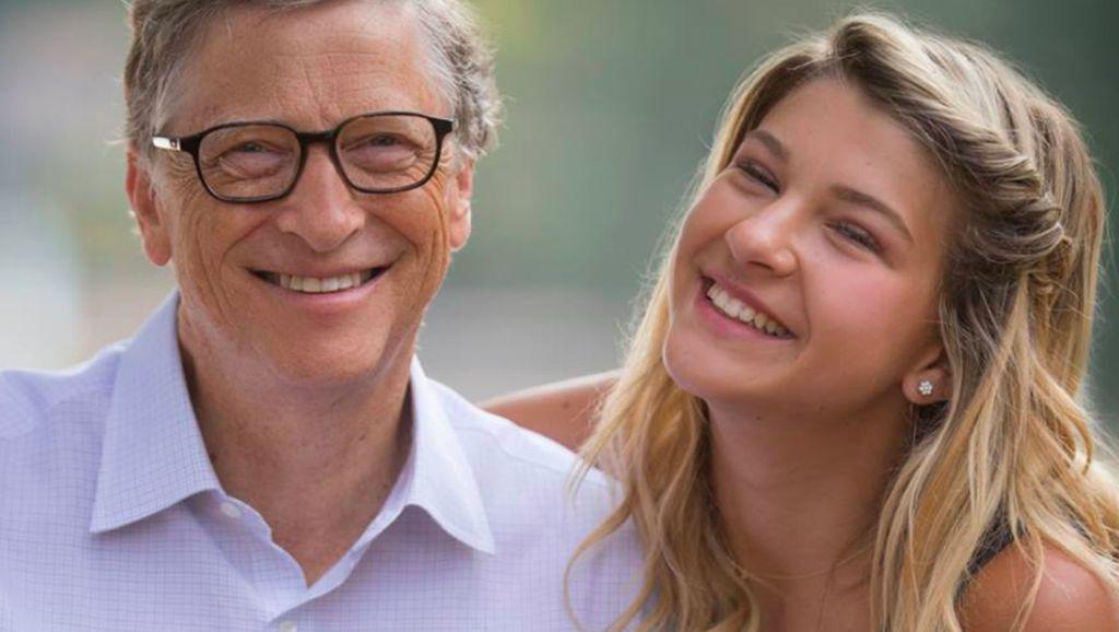 Misteri Anak Cantik Bill Gates yang Tak Suka Pamer
