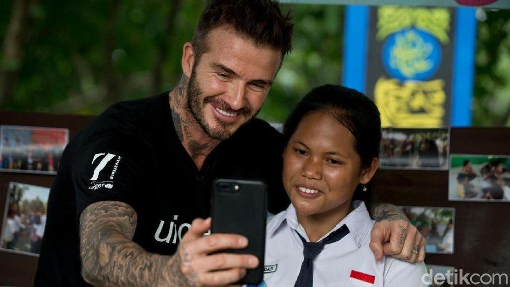 Kata Beckham tentang Sripun yang Pernah Jadi Korban Bullying