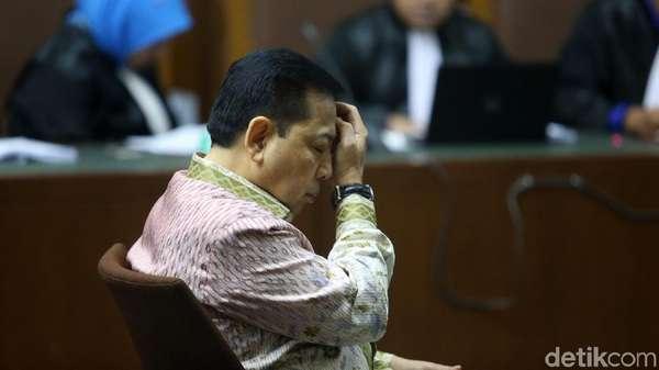Jaksa KPK: Alasan Novanto Tak Hadiri Sidang Bimanesh Janggal