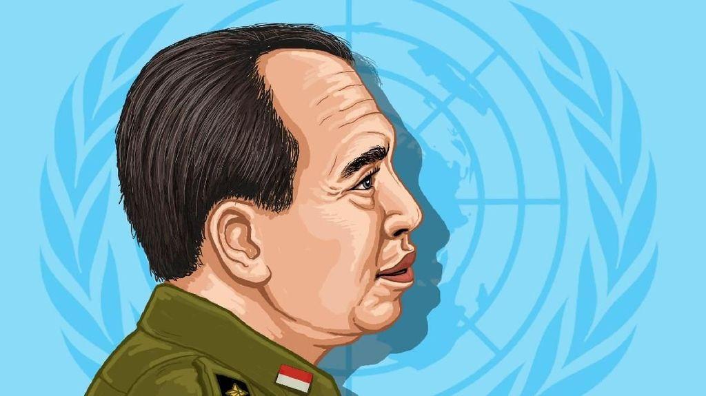 Jenderal Minang Jadi Panglima Pasukan PBB