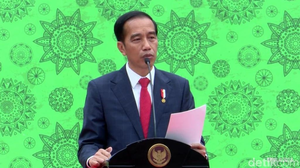Jokowi Blak-blakan Ketemu PKS Bahas Pilpres