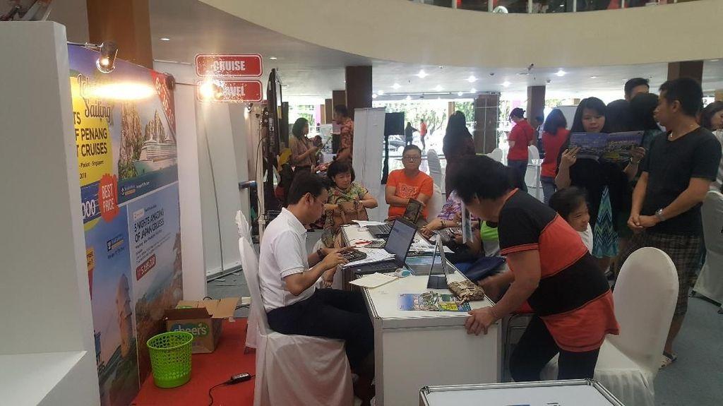 Dipilih! Dipilih! Banyak Promo Mega Travel Fair di Malang
