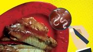 Pimpinan DPR Tantang Menkes Makan Makarel Bercacing