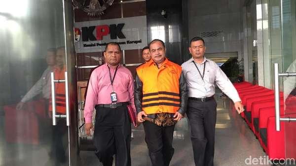 KPK Tahan Anggota DPRD Malang Tersangka Suap APBD-P