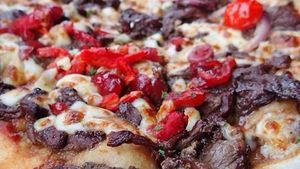 8 Topping Pizza Unik, Daging Buaya, Kanguru hingga Rusa!