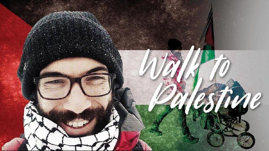 Aksi Walk To Palestine