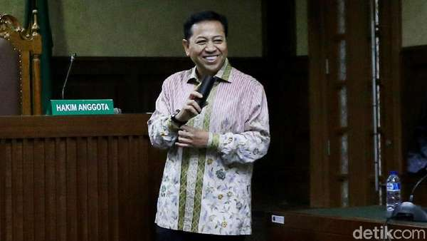 Setya Novanto akan Bersaksi di Sidang Bimanesh