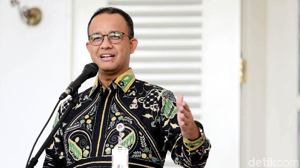 Soal Saham Anker Bir, Anies: Investasi Air Bersih, Bukan Air Keras