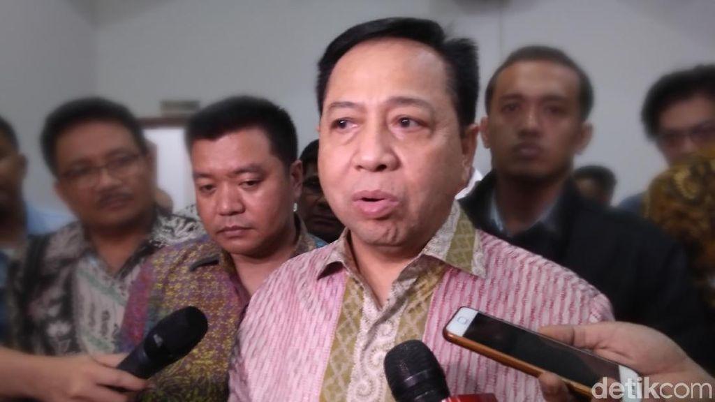 Pengacara Harap Novanto Divonis Adil oleh Hakim