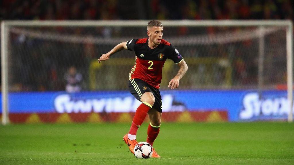 Pelatih Belgia Khawatir dengan Situasi Alderweireld