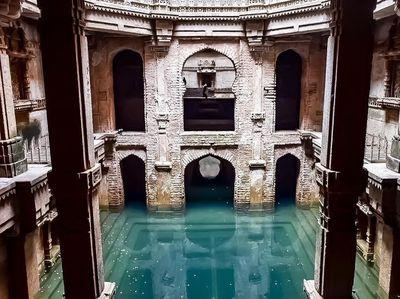Foto: Sumur Termegah Dunia yang Sebesar Istana