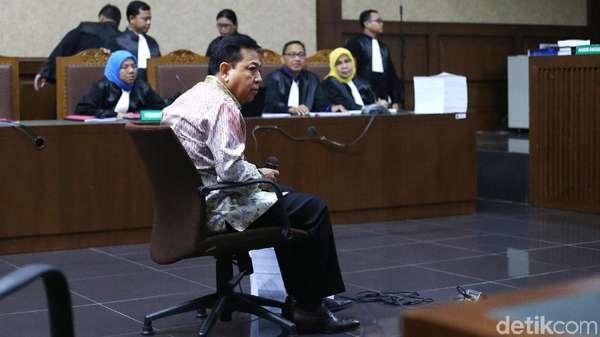 Novanto Dituntut 16 Tahun Bui, PKS: Negatif ke Citra Partai